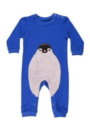 Bang Bang Copenhagen Baby Penguin Playsuit - Front cropped