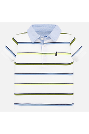 Mayoral Baby Polo Shirt - Front cropped