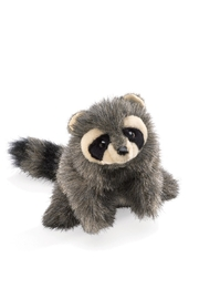 Folkmanis Baby Raccoon Puppet - Product Mini Image