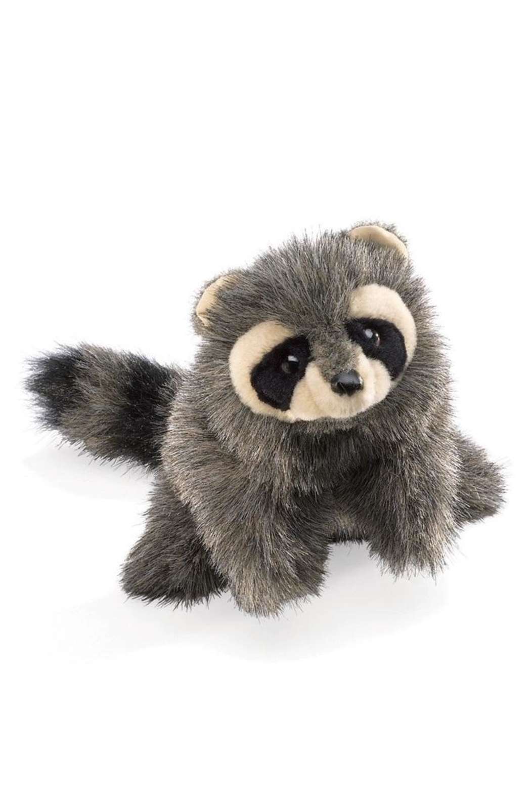 Folkmanis Baby Raccoon Puppet - Main Image