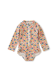 Tea Collection Baby Rash Guard One-Piece - Front cropped
