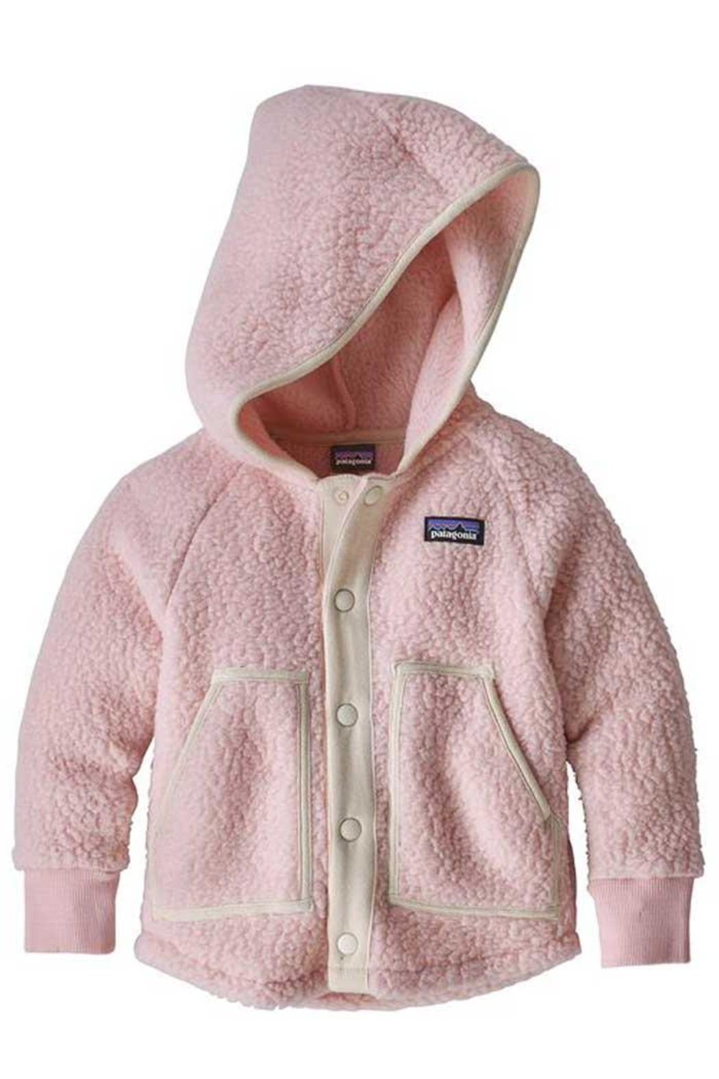 Patagonia Baby Retro-Pile Jacket - Front Cropped Image