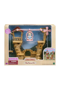 Calico Critters Baby Ropeway Park - Product List Image