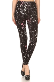 LEGGINGS MANIA Baby's-Breath Floral Legging - Product Mini Image