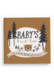 Lucy Darling Baby's First Year: A Simpe Book Of Firsts - Product Mini Image