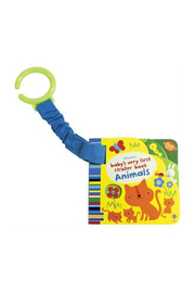 Usborne Baby's Very First Animals Stroller Book - Product Mini Image