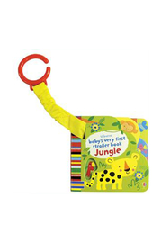Usborne Baby's Very First Jungle Stroller Book - Product Mini Image