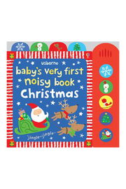 Usborne Baby's Very First Noisy Book Christmas - Product Mini Image