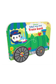 Usborne Baby's Very First Train Book - Product Mini Image