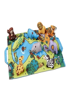 Melissa and Doug Baby Safari Mat - Alternate List Image