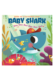Scholastic Baby Shark - Product Mini Image