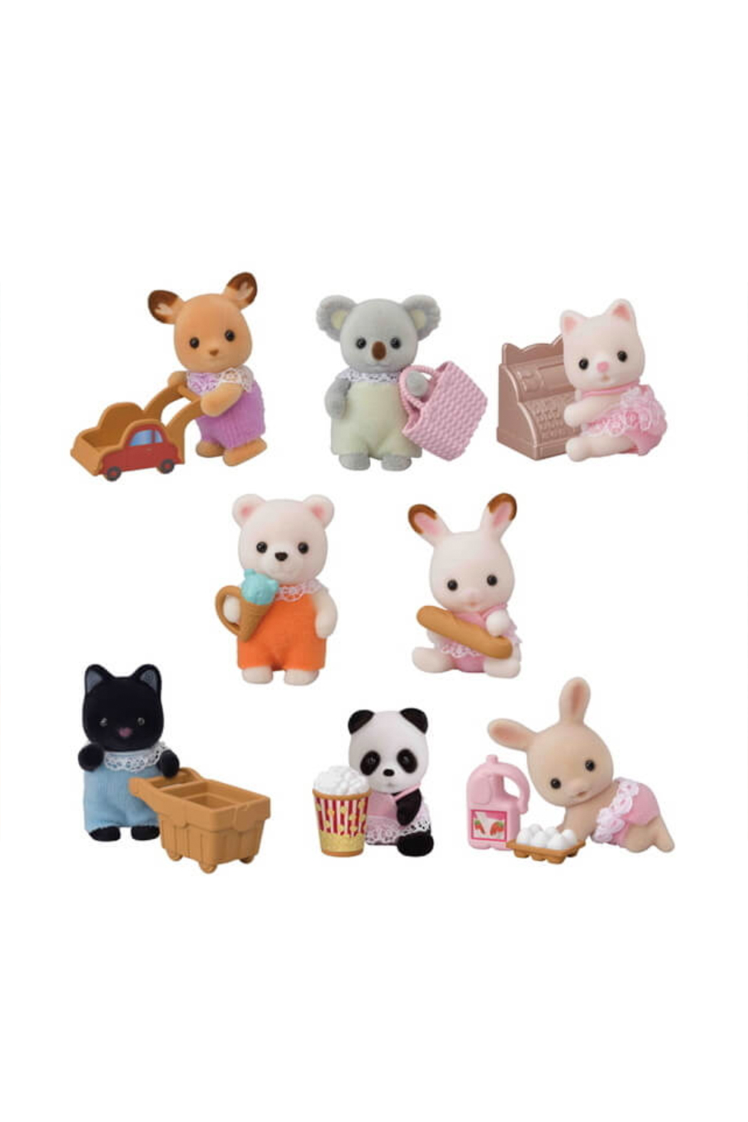 Calico Critters Baby Shopping Series - Main Image