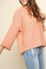 Umgee USA Baby Soft Sweater - Side cropped
