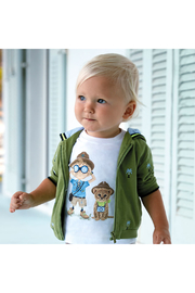 Mayoral Baby Sweatshirt - Front cropped