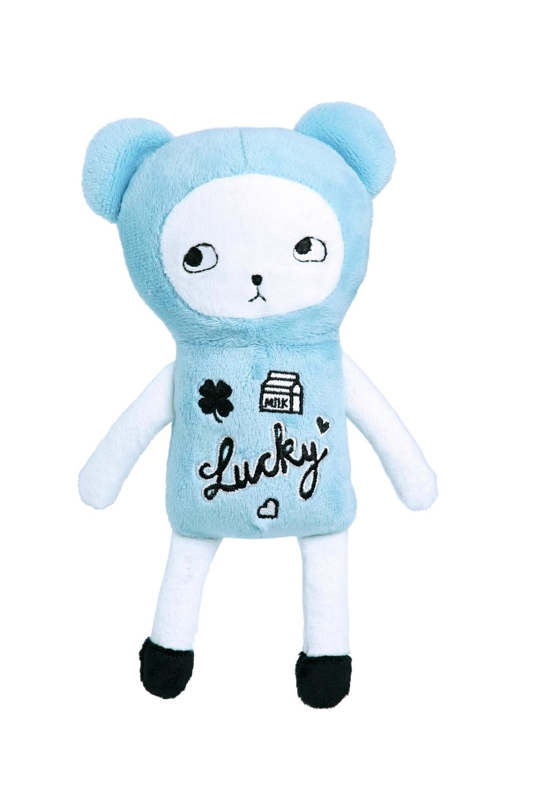 Lucky Boy Sunday Baby Teddy Boy - Front Cropped Image