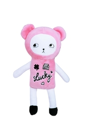 Lucky Boy Sunday Baby Teddy Girl - Front cropped