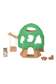 Calico Critters Baby Tree House - Front cropped
