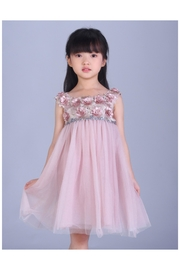 Luna Luna Collection Baby Viola Dress - Front full body