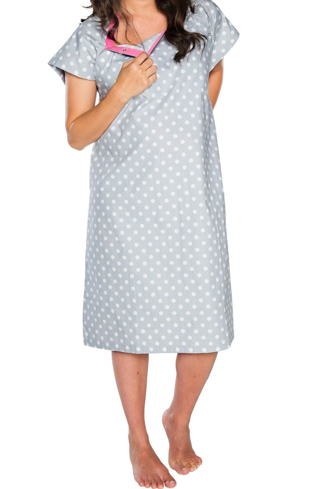 Baby BE Mine Hospital Birthing Gown from Alabama by A Nurturing ...