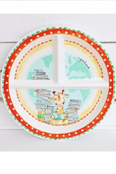 Baby Cie Imagine Sectioned Plate - Alternate List Image