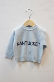 Baby CZ Cashmere Nantucket Sweater - Product Mini Image