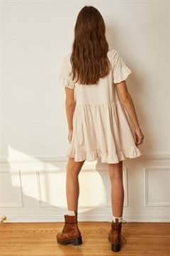 By Together Babydoll Ruffled Dress - Alternate List Image