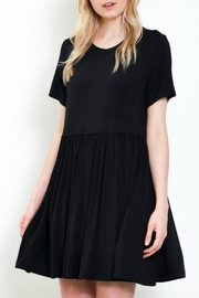 Wishlist Babydoll Swing Dress - Product Mini Image