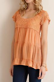 Babydoll Tiered Top - Product Mini Image