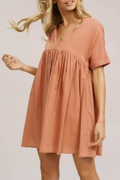 Listicle Babydoll Tunic - Product List Image
