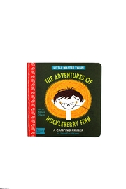 BabyLit  Huckleberry Finn Book - Product Mini Image
