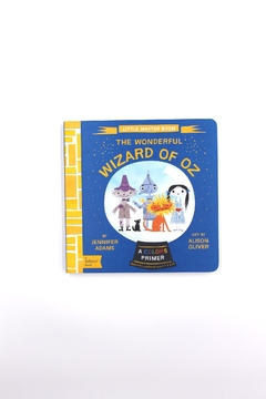 BabyLit  Wizard Of Oz Book - Alternate List Image