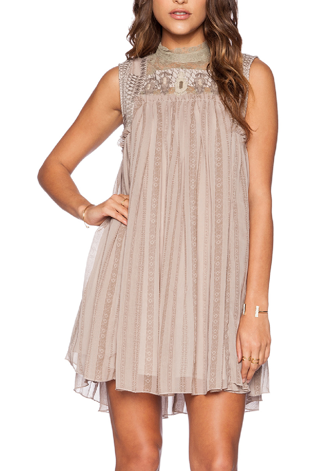 Free People Babylon Dress - Front Cropped Image