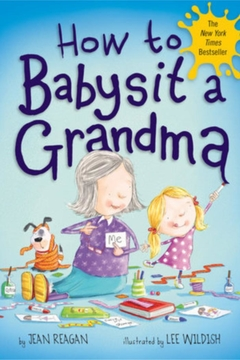 Shoptiques Product: Babysit Grandma Book