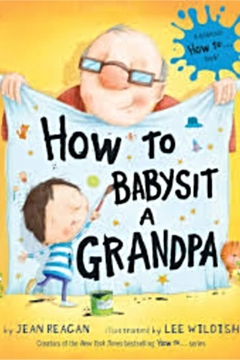 Shoptiques Product: Babysit Grandpa Book