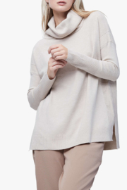 French Connection Babysoft Cathy Cowl Neck Jumper - Product Mini Image