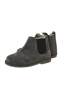 Shoptiques Product: Grey Chelsea Boots