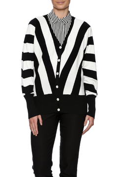 Bacci Black White Sweater - Product List Image