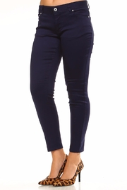Baccini Ankle Stretch Pants - Front full body