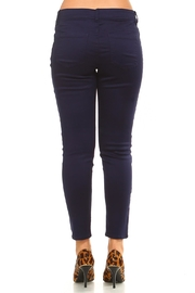 Baccini Ankle Stretch Pants - Side cropped