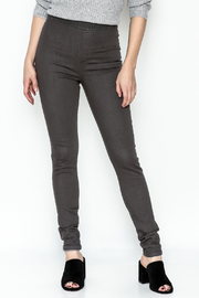 Baci Elastic High Waist Jeggings - Front cropped