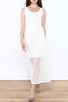 Shoptiques Product: White Sleeveless Dress