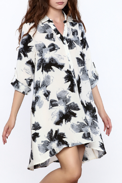 Shoptiques Product: Flowered Dress