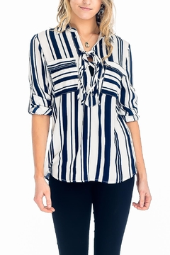 Shoptiques Product: Kaydence Striped Top