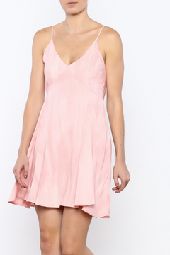 Bacio Blush Flared Dress - Product List Image