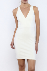 Bacio Bodycon Mini Dress - Product Mini Image
