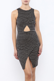 Shoptiques Product: Cut Out Mini Dress