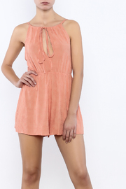Shoptiques Product: Dust Rose Romper