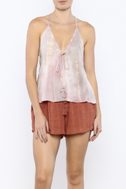 Bacio Dusty Pink Top - Product Mini Image