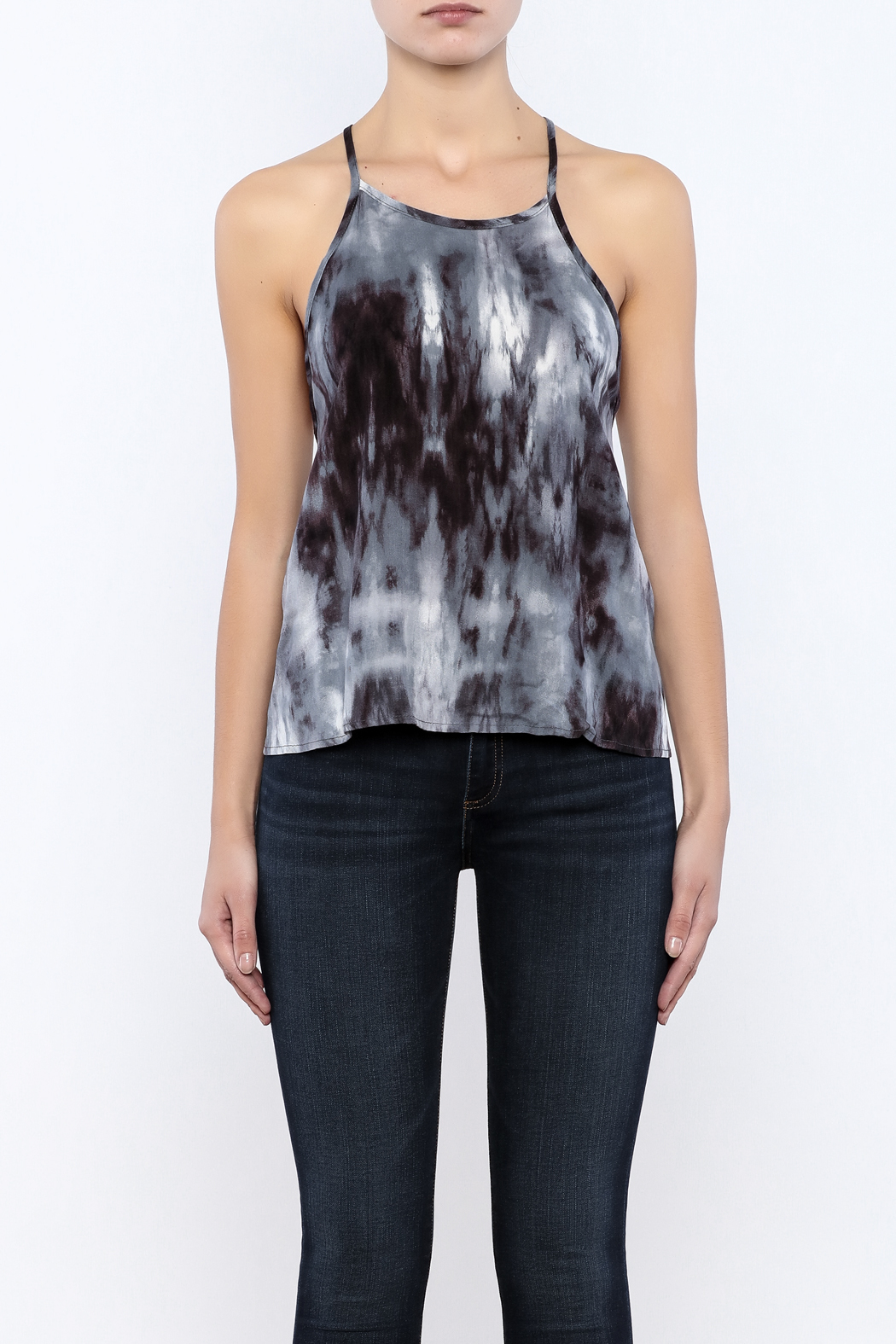 Bacio Dyed Top - Side Cropped Image