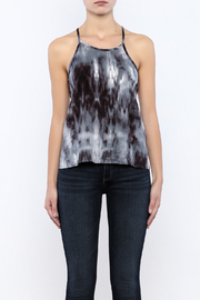 Bacio Dyed Top - Side cropped